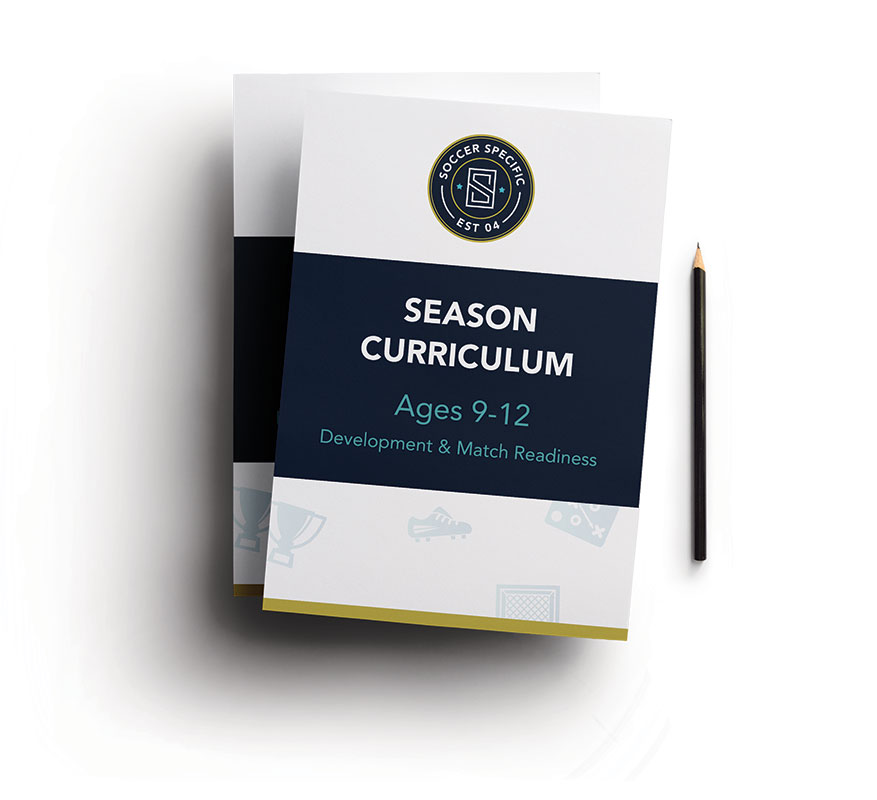 Season Curriculum Bundle for Soccer Coaches | SoccerSpecific